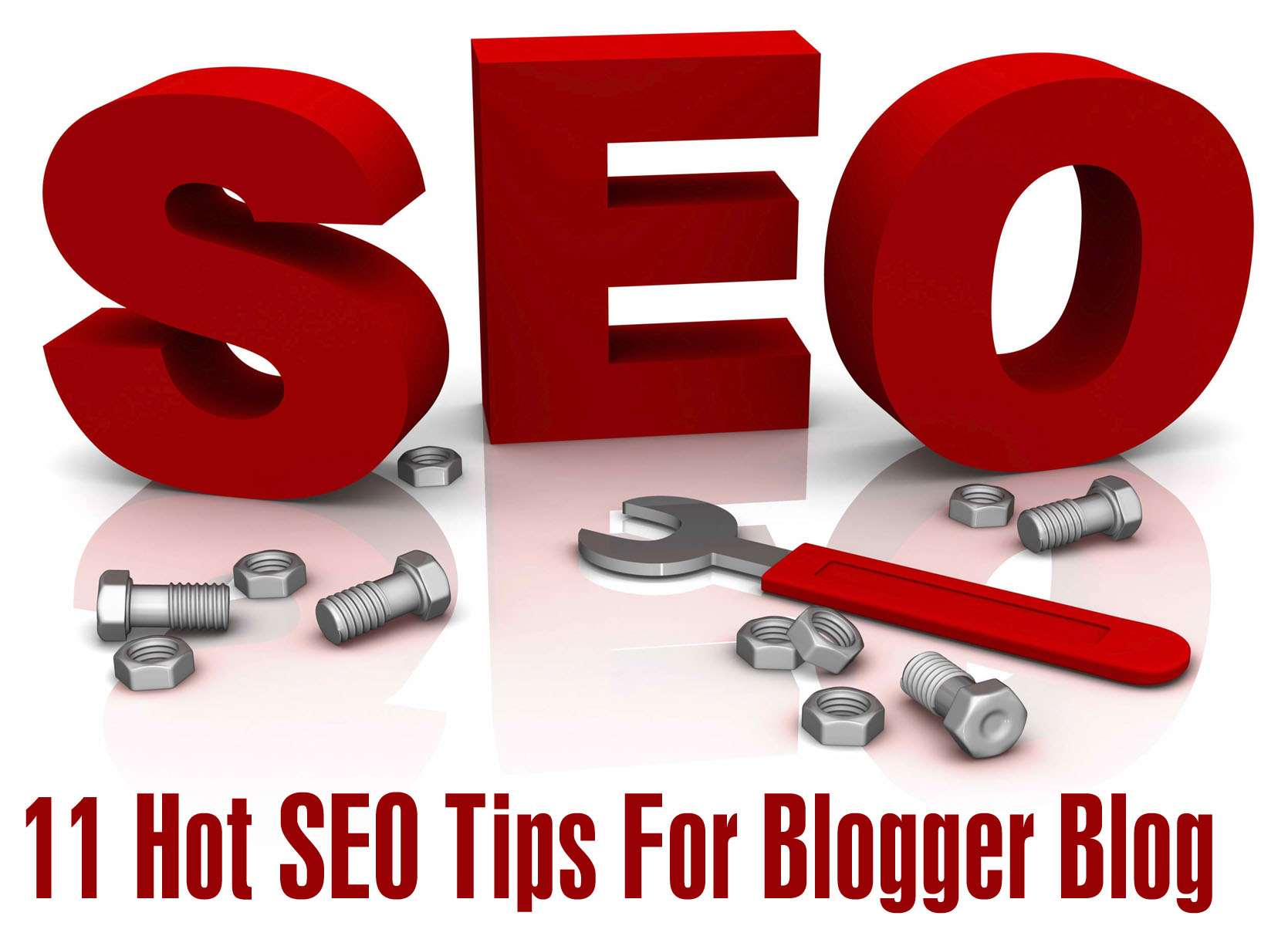 SEO tips for blogger blog
