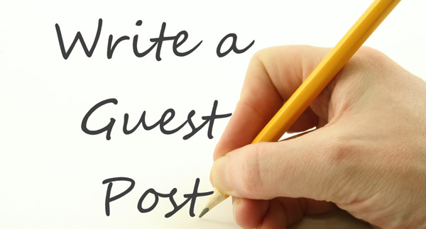 wirte a Guest post