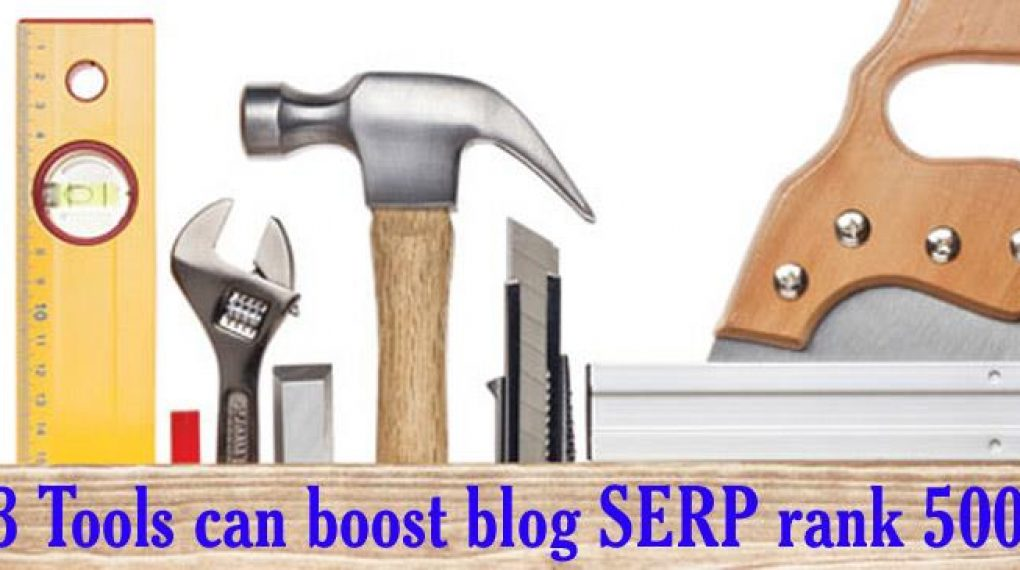 boost blog SERP rank