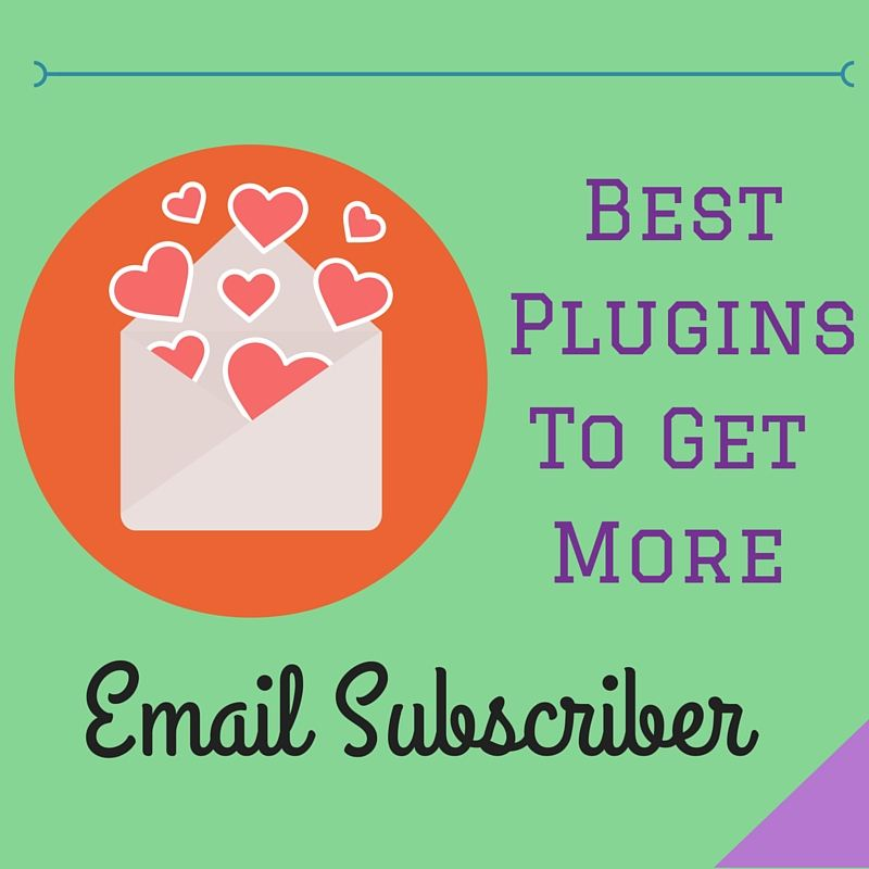 Plugin for more email subscriber