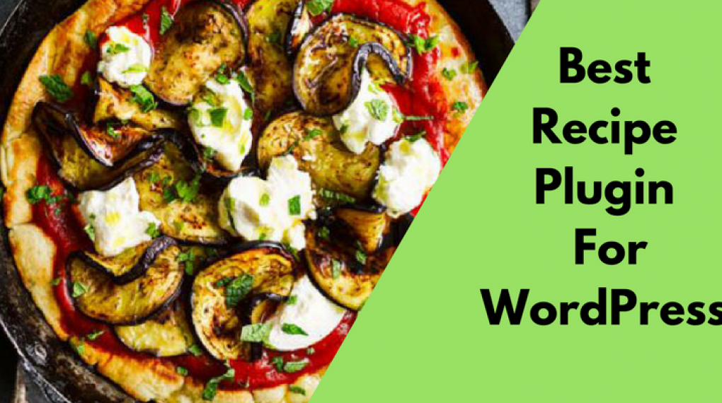 recipe plugin for wordpress