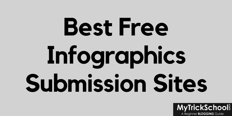 best free infographics submission sites